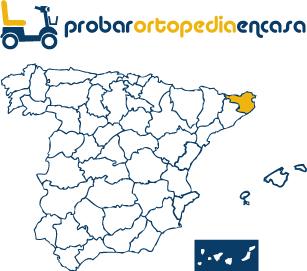 probar-ortopedia-en-casa-mapa-provincias-gerona