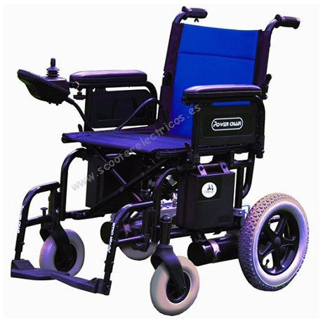 Silla de ruedas electrica plegable Power Chair