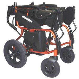 Silla de ruedas eléctrica BARBADOS