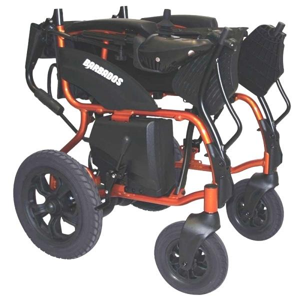 Silla de ruedas electrica BARBADOS 1
