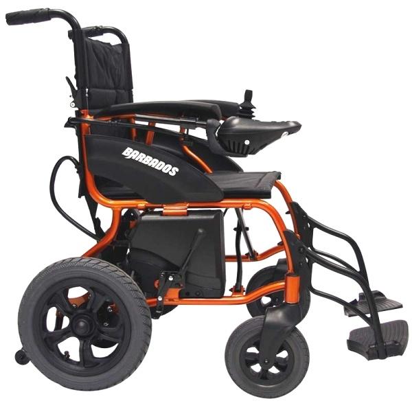 Silla de ruedas electrica BARBADOS 2