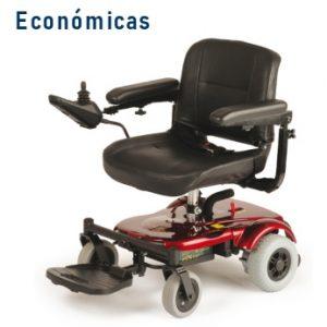 Sillas de ruedas eléctricas económicas