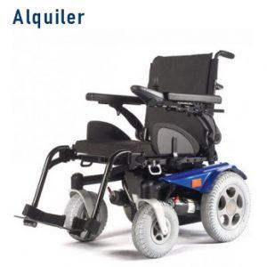 Sillas de ruedas eléctricas en alquiler