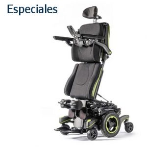 Sillas de ruedas electricas especiales