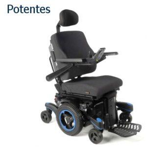 Sillas de ruedas electricas potentes