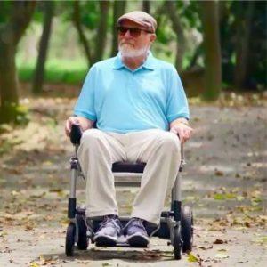 sillas de ruedas electricas para mayores