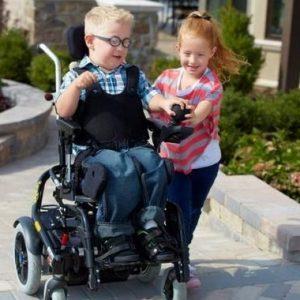 sillas de ruedas electricas para niños