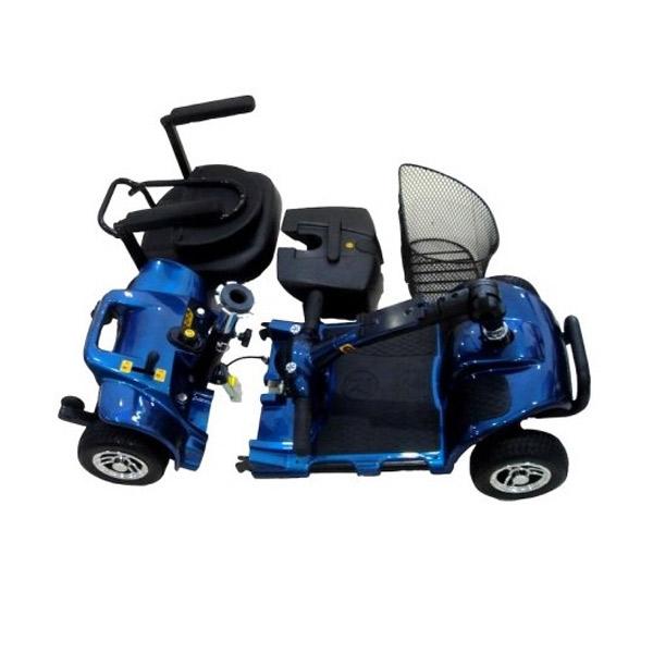 Scooter-electrico-Litium-Libercar-2 desmontado