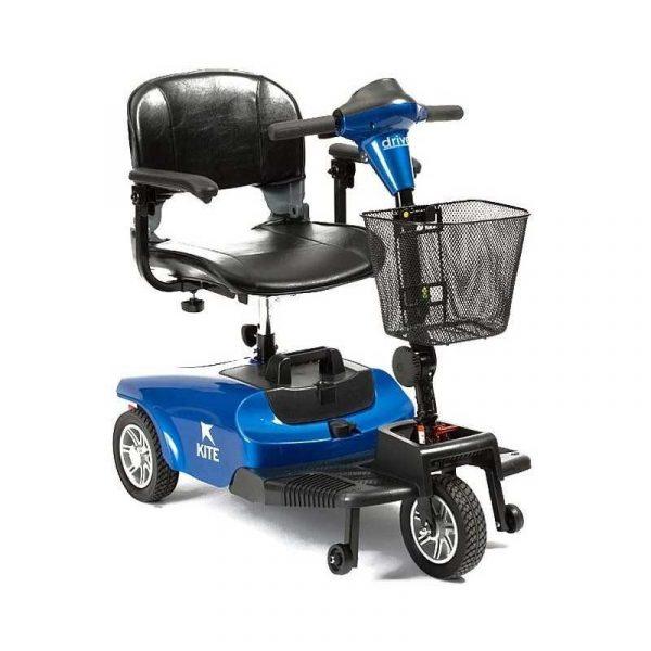 scooter electrico KITE 3 RUEDAS AZUL