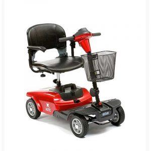 scooter electrico KITE 4 RUEDAS ROJO