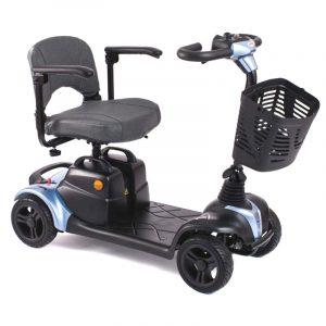 scooter electrico i-NANO 4 RUEDAS