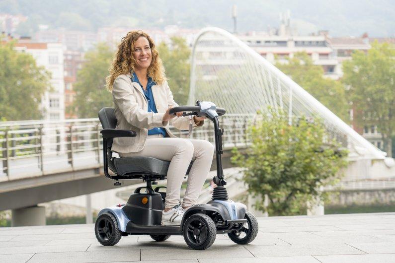 scooter electrico i-NANO 4 RUEDAS CALLE 2