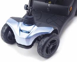 scooter electrico i-NANO 4 RUEDAS FRONTAL