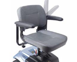 scooter electrico i-NANO 4 RUEDAS REPOSABRAZOS