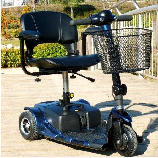 scooter electrico smart 3 en la calle